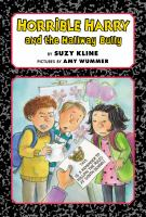 Horrible Harry and the Hallway Bully
