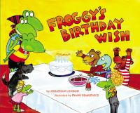 Froggy's Birthday Wish