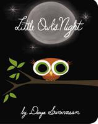 Cover image for Little Owl's Night