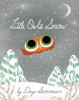 Cover image for Little Owl's Snow