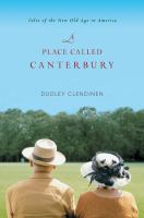 A Place Called Canterbury
