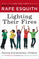 Lighting Their Fires