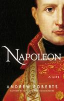 Cover of Napoleon: A Life