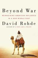 Beyond War