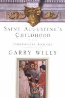Saint Augustine's Childhood
