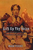 Lift up Thy Voice