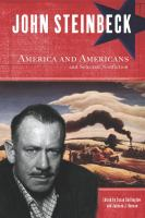 America and Americans, and Selected Nonfiction