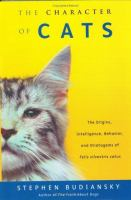 The Character of Cats