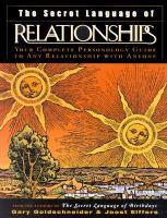 The Secret Language of Relationships