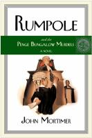 Rumpole and the Penge Bungalow Murders