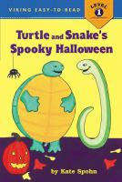 You Are Invited to Turtle and Snake's Spooky Halloween