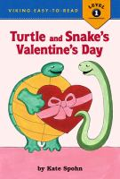 Turtle and Snake's Valentine's Day