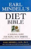 Earl Mindell's Diet Bible