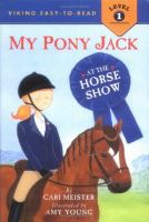 My Pony Jack at the Horse Show