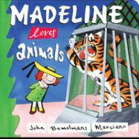Madeline Loves Animals