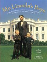 Mr. Lincoln's Boys