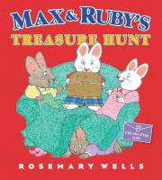 Max and Ruby's Treasure Hunt With Lift-the-Flap Clues