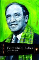 Pierre Elliott Trudeau