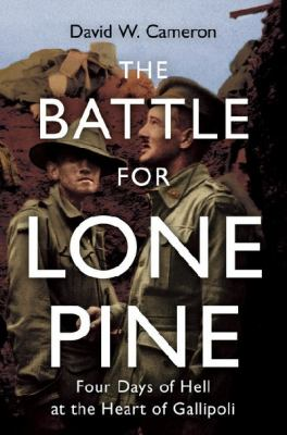 Cover image for The Battle for Lone Pine