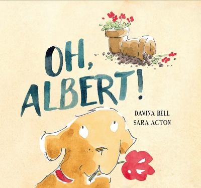 "Book Cover - Oh, Albert!"" title=""View this item in the library catalogue"