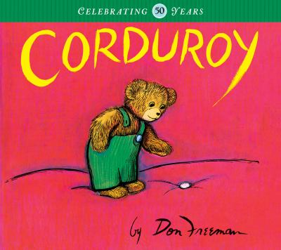 Cover image for Corduroy