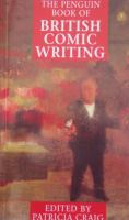 The Penguin Book of British Comic Writing