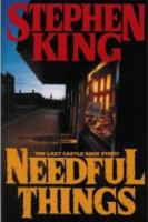 Needful things