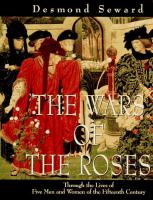 The Wars of the Roses Through the Lives of Five Men and Women of the Fifteenth Century