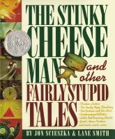 Image: The Stinky Cheese Man and Other Fairly Stupid Tales