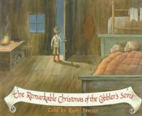 The Remarkable Christmas of the Cobbler's Sons