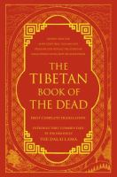 The Tibetan Book of the Dead [English Title]