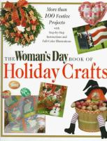 The Woman's Day Book of Holiday Crafts
