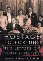 The Letters of Joseph P. Kennedy