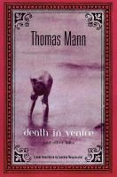 Death In Venice And Other Tales