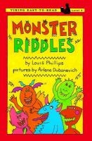 Monster Riddles