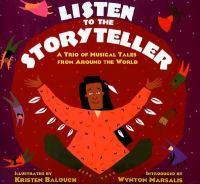 Listen to the Storyteller