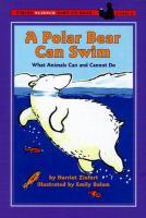 A Polar Bear Can Swim