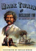 Mark Twain and Huckleberry Finn