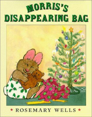 Cover image for Morris's Disappearing Bag