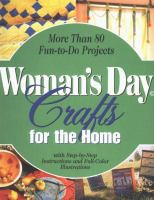 Woman's Day Crafts for the Home