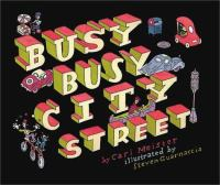 Busy, Busy City Street