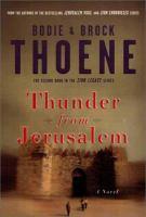 Thunder From Jerusalem