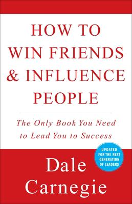 Cover image for How to Win Friends and Influence People