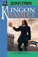 The Klingon Hamlet