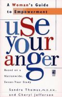 Use your Anger