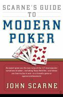 Scarne's Guide to Modern Poker
