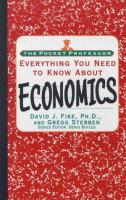 Everything You Need to Know About Economics