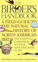 The Birder's Handbook