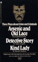 Three Plays About Crime and Criminals