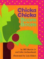 Chicka Chicka Boom Boom Activity Tree